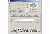 WIFI Key Generator Screenshot
