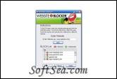 Website Blocker Screenshot