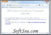 WinOpen Screenshot