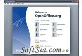 X-OpenOffice.org Screenshot