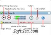 iFree Recorder Screenshot