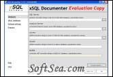 xSQL Documenter Screenshot