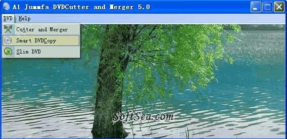 A1 Jummfa DVDCutter and Merger Screenshot