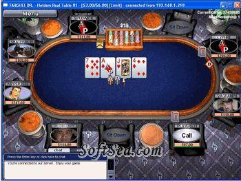 Absolute Poker Screenshot