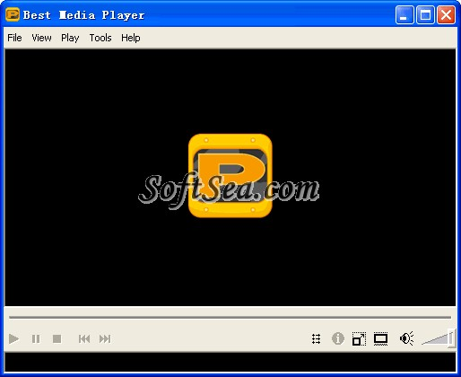 Best Media Player Screenshot