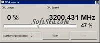 CPU_resistor Screenshot