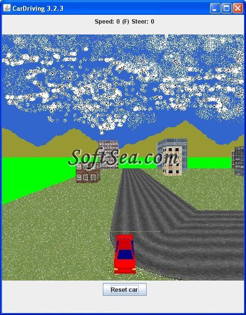 CarDriving Screenshot