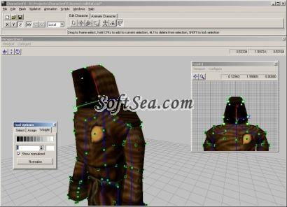 CharacterFX Screenshot