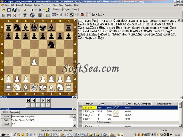 Chess Assistant Light Screenshot
