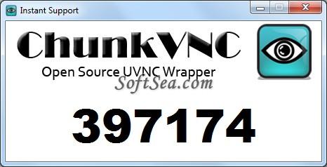 ChunkVNC Screenshot