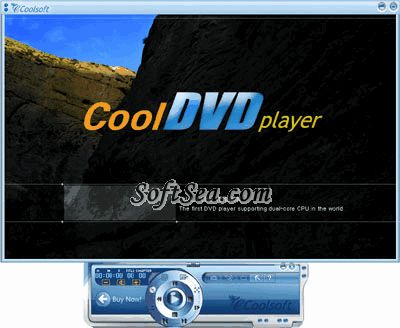 Cool DVD Player Dual-Core Version Screenshot