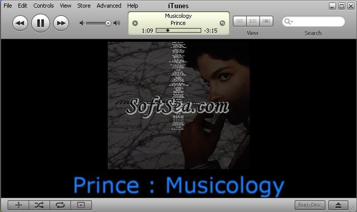 Cover Version Screenshot