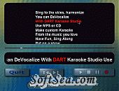 DART Karaoke Studio Screenshot