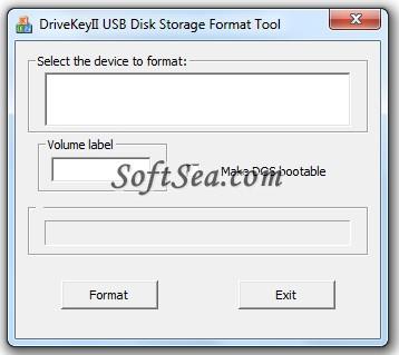 HP USB Disk Storage Format Tool - Download