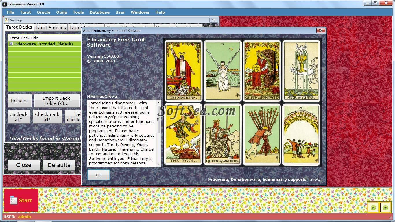tarot online game