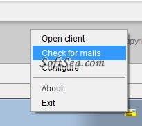 EmailTray Screenshot