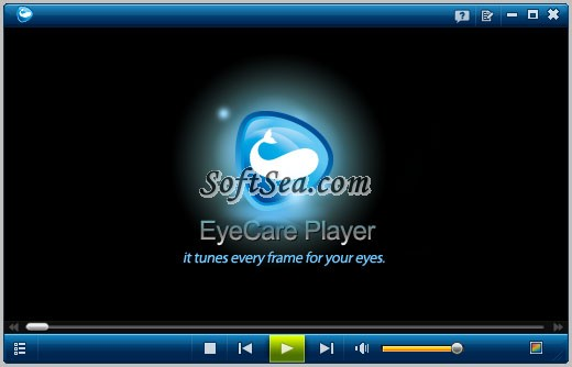 EyeCare Player Screenshot