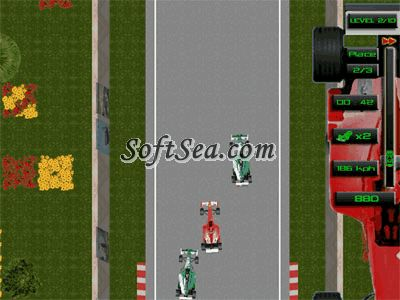 F1 Racing Screenshot