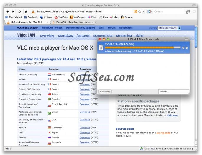 FireDownload Screenshot