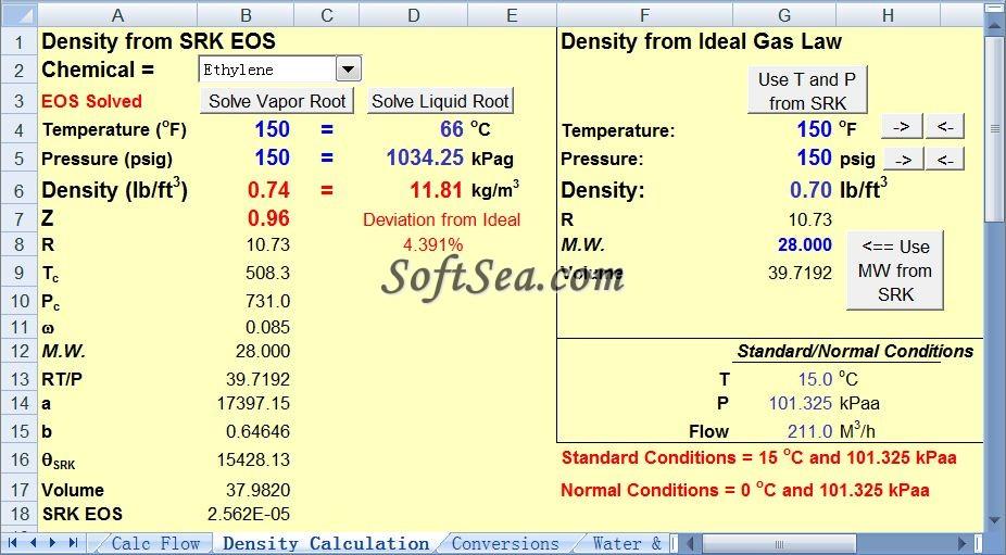 Hydraulic Calculation Excel
