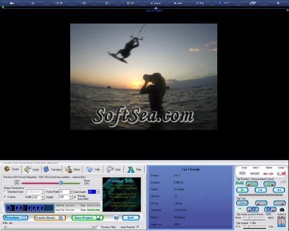 Full Motion Video Screenshot