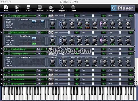 G-Player Screenshot