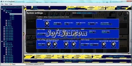 GT-10 Fx FloorBoard Screenshot