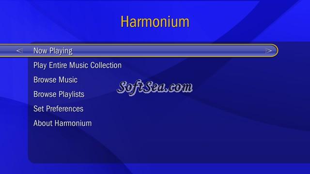 Harmonium Screenshot