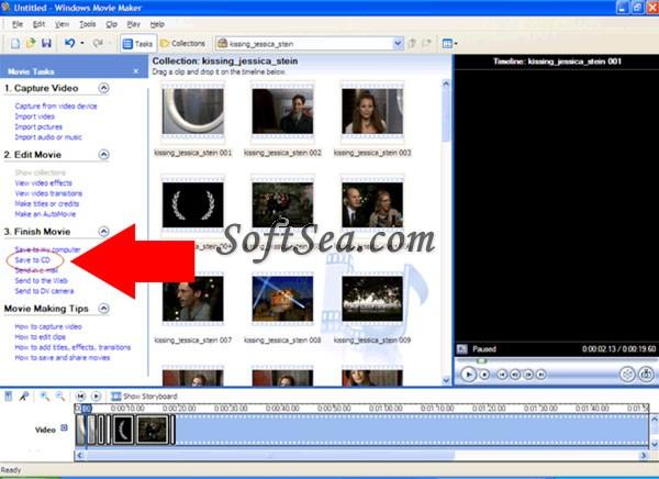 HighMAT CD burn extension for Windows XP Screenshot