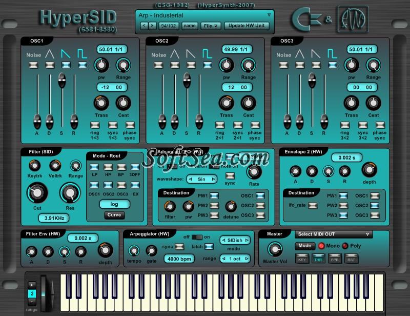 HyperSID Screenshot