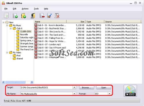 ISO Converter Screenshot