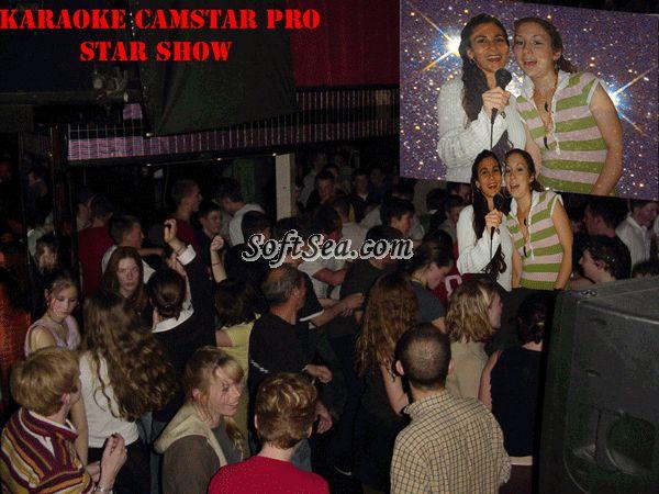 Karaoke Camstar Pro Show Screenshot