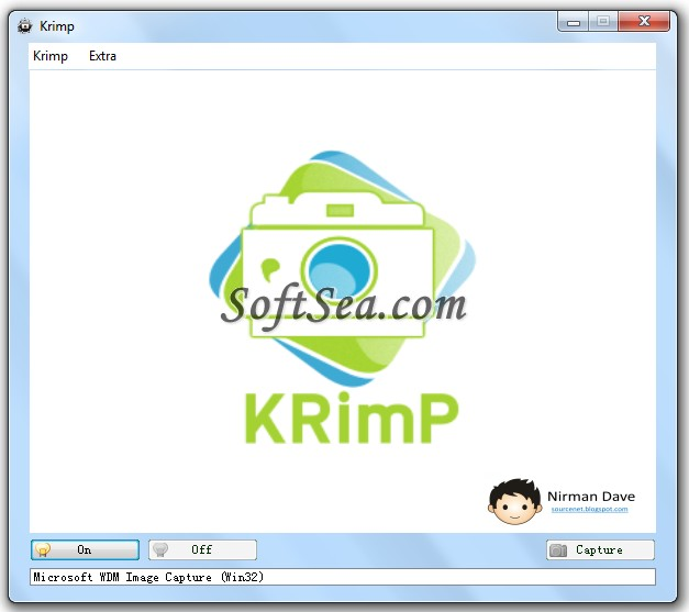 Krimp Screenshot