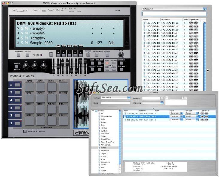 MV Kit Creator Free Screenshot
