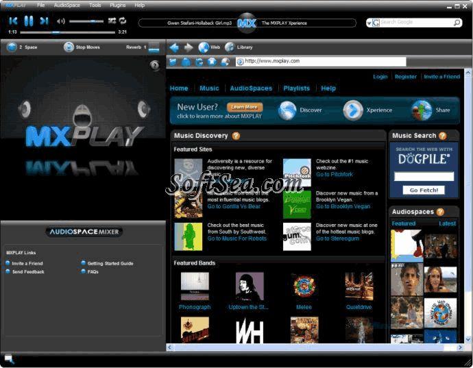 MXPLAY Screenshot