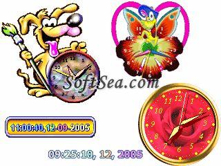 NM Clock Reminder Screenshot