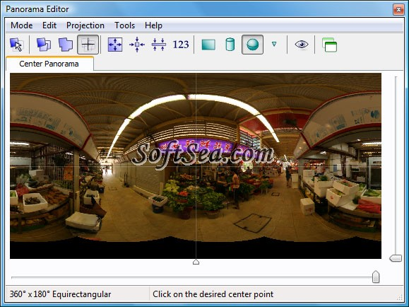 PTGui Pro Screenshot