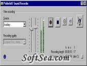PolderbitS Sound Recorder and Editor Screenshot