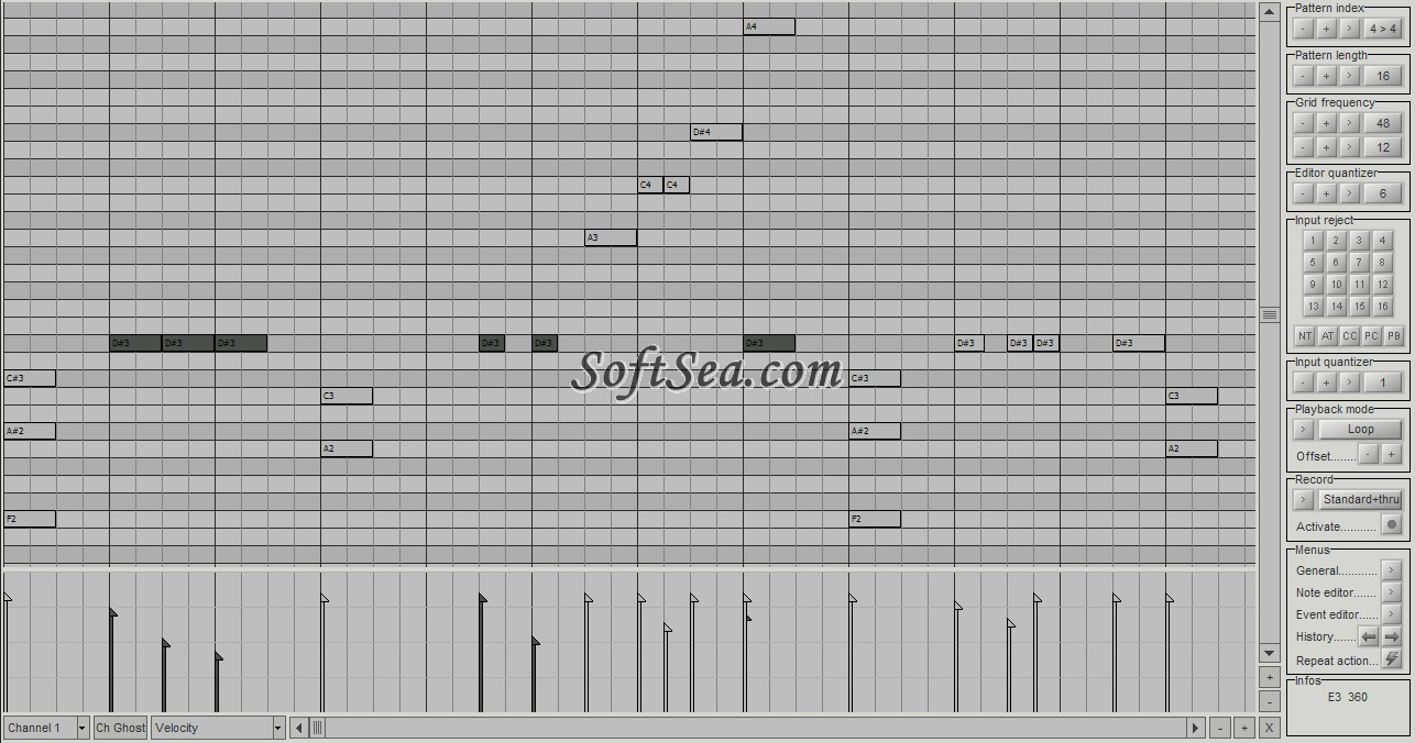 PolyGrid Screenshot