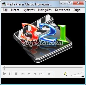 Portable Media Player Classic Screenshot