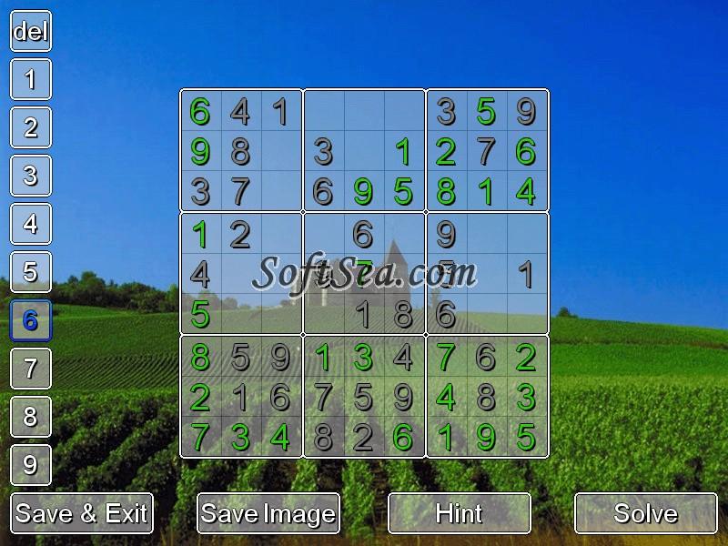 Pure Sudoku Deluxe Screenshot
