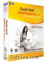 Quick Heal Anti-virus Plus 2007 Screenshot