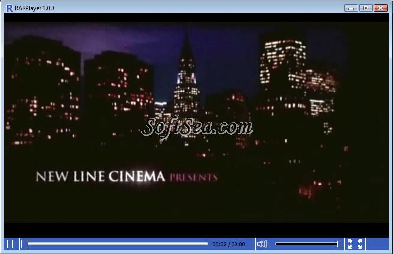 RARPlayer Screenshot