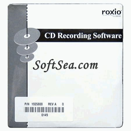 Roxio Easy CD Creator Platinum Screenshot