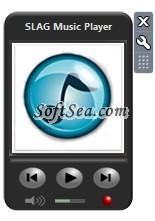 SLAG (Simple Little Audio Gadget) Screenshot