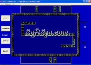 Shark Dominoes Screenshot