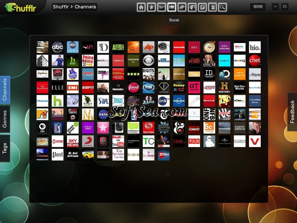 Shufflr Screenshot