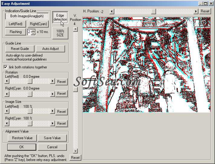StereoPhoto Maker Screenshot