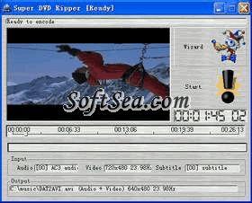 Super DVD Ripper Screenshot