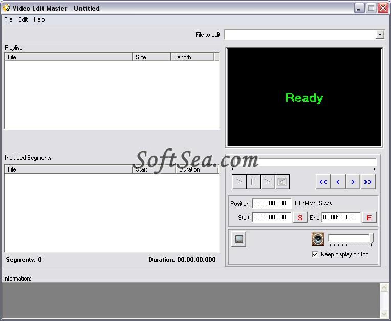 Video Edit Master Screenshot